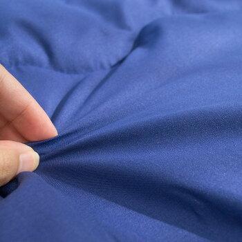 暖かシンサレート掛け布団シングル軽量合繊洗える掛布団シングルロング150×210cm掛布団掛け布団フリース無地