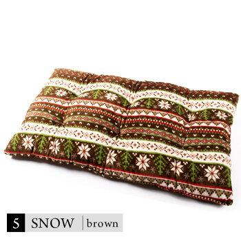 座布団70×180cmあったかフランネルタッチfuccaカラフルデザインおしゃれかわいい冬長座布団ロングクッションフロアクッションざぶとんおざぶごろ寝