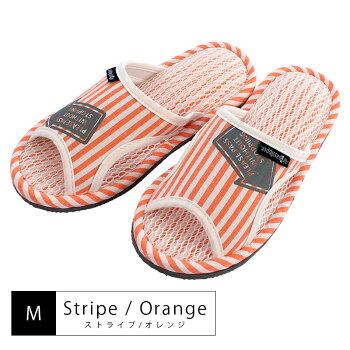 Mサイズ・ストライプオレンジ