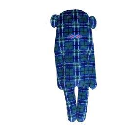 【BOY CRAFT】ボーイクラフト抱き枕クッション(ダキマクラ)BOY LORIS(ボーイロリス)チェック柄だきまくら 抱枕 だき枕【猿】【ぬいぐるみ】【ヌイグルミ】 抱きぐるみ 抱きぬいぐるみ