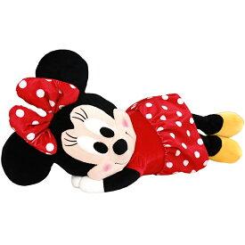 ディズニー ミニー 抱き枕 添い寝枕 約55x30cm 抱きぐるみ 抱きぬいぐるみ ダキマクラ 抱枕 ヌイグルミ ミニーマウス ミッキーマウス関連商品【ラッピング対応】無料ラッピング