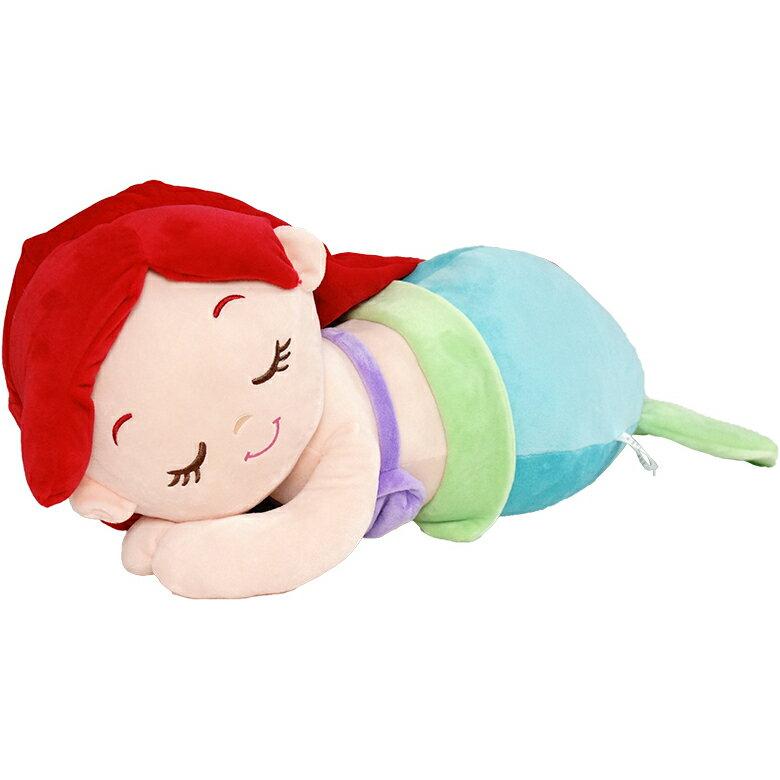 【あす楽】ディズニー リトルマーメイド アリエル 抱き枕 添い寝枕 約55x30cm 抱きぐるみ 抱きぬいぐるみ ダキマクラ 抱枕 ヌイグルミ 【ラッピング対応】無料ラッピング