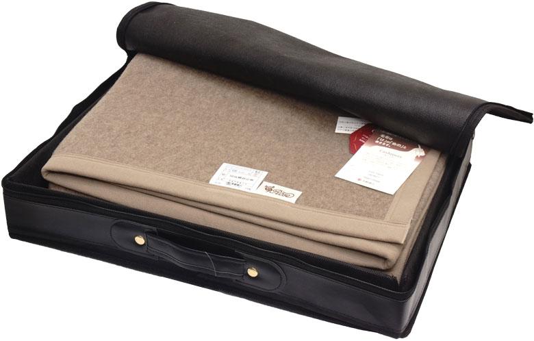 カシミヤ毛布 シングルサイズ 140x200cm カシミア 無地 純毛 毛布 日本製 西川 02479817 【敬老の日】還暦 古希 喜寿 米寿