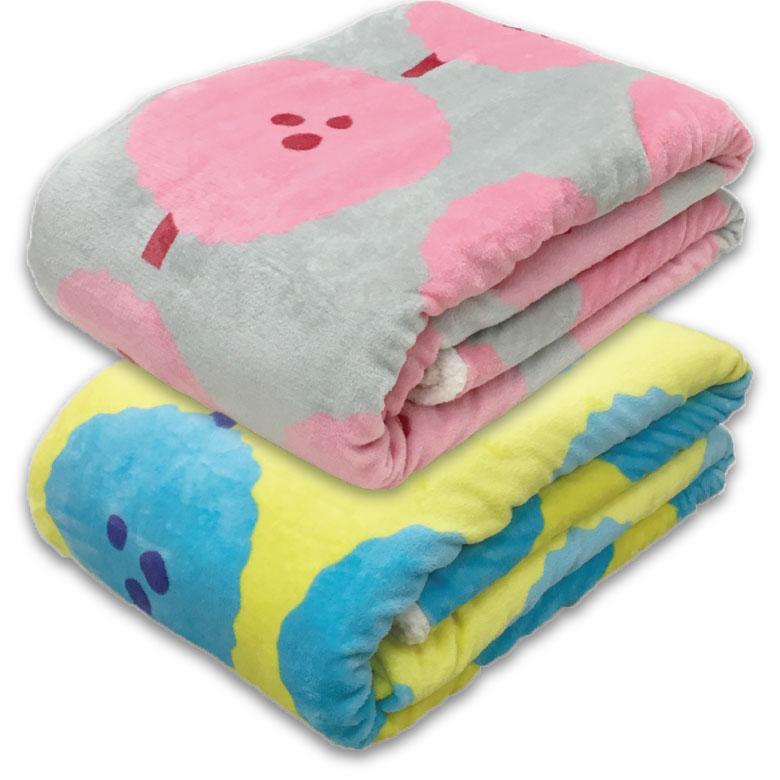 【ATSUKO MATANO】 マタノアツコ あったか掛けふとんカバー 木々柄 西川 シングルサイズ:150×210cm カラー:ピンク、ブルー ウォッシャブルタイプ ご家庭でお洗濯可能 MT8653 【あす楽対応】