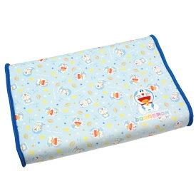 ソフト低反発まくら ジュニア用 25x35cm 高さ4〜5cm ドラえもん 可愛いキャラクター 子供用枕 子ども用 枕カバーはマイクロファイバー生地 子供部屋用
