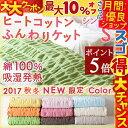 【ポイント5倍 1/19 8:59迄】綿毛布 シングル 日本製 2017年新商品!寝床内を快適温度に!ロマンス小杉 ヒートコット…
