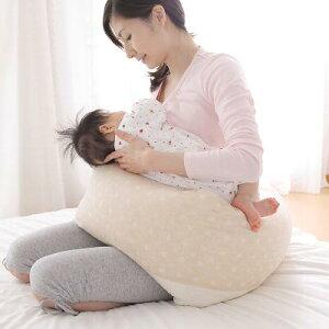 ECOレシピ♪オーガニックコットン・ダブルガーゼマルチピロー(抱き枕にもなる授乳クッション)