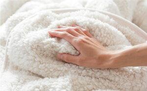 【クイーン】もこもこ毛布200×200センチ新感覚!触った瞬間から超あたたかいフワフワもこもこな毛布【送料無料】【ギフトラッピング無料】【クイーンサイズ毛布大きい可愛いかわいい厚手暖かい洗える掛け毛布】【futonyasan】【SS】