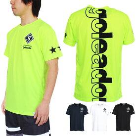【エントリーでポイント5倍】★特価★ゴレアドール バックロゴプリントプラTシャツ F-154