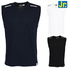 【エントリーでポイント5倍】ゴレアドール ジュニア インナーシャツ プラノースリーブインナー G-2070-1