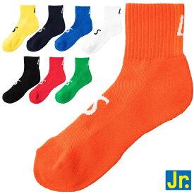 ルースイソンブラ ジュニア 靴下 ACTIVE MIDDLE ソックス F1814913J