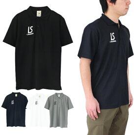 LUZeSOMBRA(ルースイソンブラ) 半袖 ポロシャツ F1811028