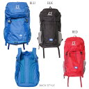 【20%OFF】【送料無料】【s1614712】LUZ e SOMBRA/ルースイソンブラ バックパック リュック MULTI ACTIVE BACKPACK