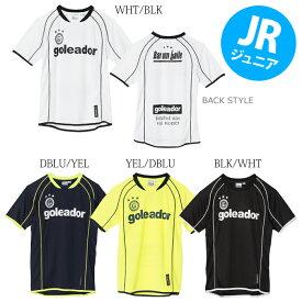 goleador/ゴレアドール パイピングプラシャツ ジュニア