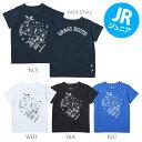 LUZ e SOMBRA/ルースイソンブラ ジュニア Tシャツ Jr B-MAP PATTERN T-SHIRT s1716026