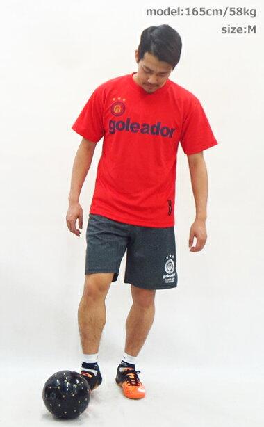 【送料無料】goleador/ゴレアドールプラシャツベーシックプラTシャツg-440
