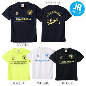 【F1821022】LUZ e SOMBRA/ルースイソンブラ ジュニア プラシャツ Jr LUZ LINE PITCH PRA-SHIRT