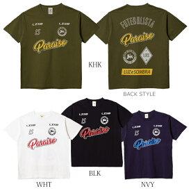 【割引セール 20%OFF】LUZ e SOMBRA/ルースイソンブラ Tシャツ FUTEBOL PARAISO CLUBE T-SHIRT F2012016