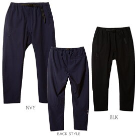 LUZ e SOMBRA/ルースイソンブラ STRETCH MOVE LONG PANTS 2 F2012415