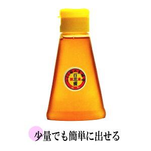 はちみつ 国産純粋 ハチミツ 百花蜜 200g ペットボトル入り国産蜂蜜 非加熱 無添加 日本産 ハニー HONEY つくし村の生はちみつ