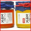 国産はちみつ 種類が選べる450g×2個セット つくし村の生蜂蜜 送料無料 国産ハチミツ