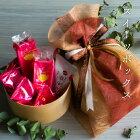 ギフト スイーツボックス 風美庵の人気菓子3種が詰まった、可愛らしいわっぱのぷちギフト 冬ギフト バレンタイン あす楽対応(宅急便発送) Agift