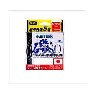 DUEL(デュエル)/ HARDCORE ISO CN 150m 1.75号 O H3400-O
