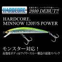 DUEL(デュエル)/ハードコア ミノー 120F パワー【ルアー】【05P30May15】【RCP】