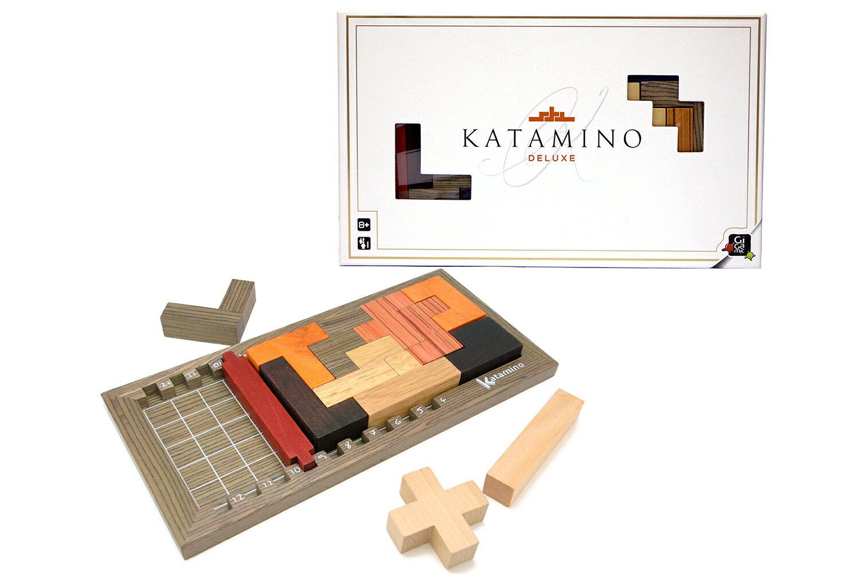 カタミノ・デラックス-KATAMINO Deluxe-対象年齢:7〜99歳フランスの世界的名門木製ボードゲームGigamic<ギガミック社>