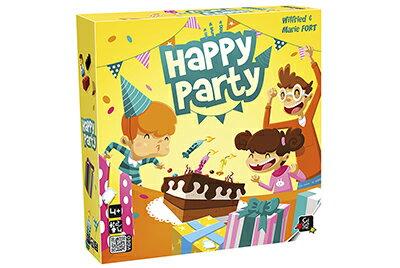 【正規輸入元】 フランスの脳トレ [Gigamic ギガミック] ハッピー・パーティ happy party