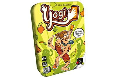 【正規輸入元】 フランスの脳トレ [Gigamic ギガミック] ヨギ Yogi