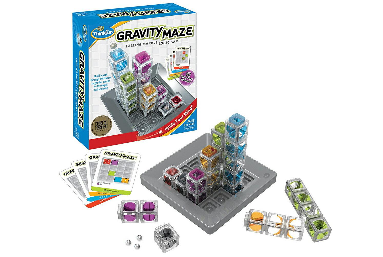 正規輸入元【アメリカの脳トレ】グラビティ・メイズ Gravity Maze対象年齢:8〜99歳結論から組み立てる重力迷路