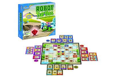 【正規輸入元】 アメリカの脳トレ [ThinkFun シンクファン] ロボット・タートル ROBOT TURTLES