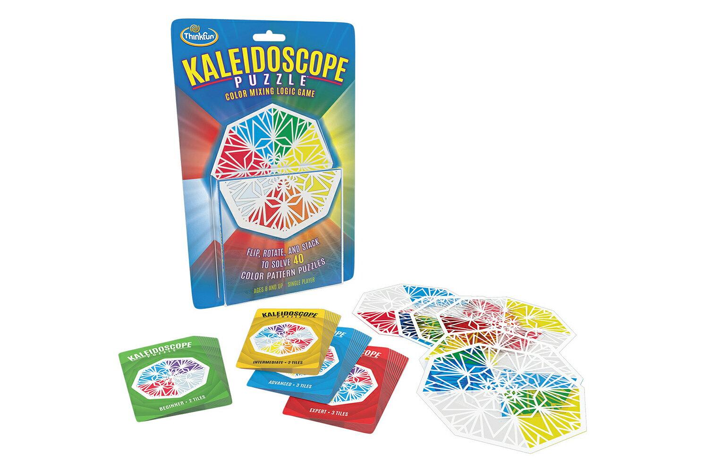 【正規輸入元】 アメリカの脳トレ [ThinkFun シンクファン] カレイドスコープ・パズル Kaleidoscope Puzzle