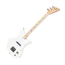 Loog Pro Electric-White(ルーグ・プロ・エレクトリック(ホワイト))
