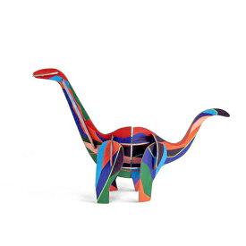 < スタジオ・ルーフ > プレイ&イマジン ディプロドクス   アート   雑貨   インテリア   知育   教育   遊び   学び   おうち時間   選べるラッピング   父の日   ギフト   STUDIO ROOF   Diplodocus   sr034