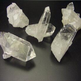 3Aランクの水晶クラスター(原石)クリスタル アーカンソー産浄化/天然石/パワーストーン/風水グッズ