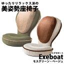 お得なクーポン配布中 背筋が GUUUN 美姿勢座椅子 エグゼボート 0070-2267 リクライニング 腰痛 座椅子
