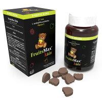 フルーツマックスキッズ60粒健康サプリメント子供栄養補給ナリネ菌FruitsMaxKids