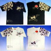 メンズ,Tシャツ,男性用,シャツ,和柄,Tシャツ,鯉
