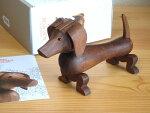 カイ・ボイスンKayBojesen/ドッグDog/木製人形WoodToy【北欧雑貨】【北欧食器】【ビンテージ食器】