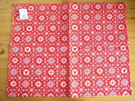【メール便OK】クリッパン Klippan フィヤルナス Fjallnas ランチョンマット 2枚1組 レトロ 北欧 北欧雑貨 ベングトロッタ テーブルマット おしゃれ かわいい プレゼント お祝い|ポイント消化
