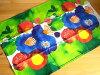 Marimekko Marimekko / juhannustica Juhannustaika (仲夏魔法) 和厨房毛巾 (不同模式对) Marimekko | teatowel | 斯堪的纳维亚小玩意 | 亚麻 | 厨房巾 | 面料 | 纺织 | 面料面板