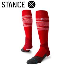【2点までメール便送料無料】スタンス DMND PRO STRIPE OTC MLBベースボール ソックス メンズ STANCE