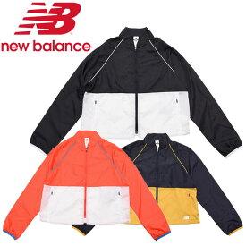 ◯20SS New Balance(ニューバランス) NBRC カラーブロックジャケット AWJ01200 レディース