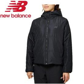 ニューバランス 中綿ジャケット WJ93826-BK レディース 19FW New Balance クリアランスセール