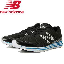 在庫一掃セール ニューバランス NB HANZOT M MHANZTF32E メンズシューズ 黒靴 ブラック 黒スニーカー 通勤 通勤靴 【返品不可】