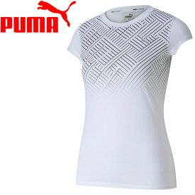 【メール便送料無料】プーマ LAST LAP グラフィック Tシャツ 519228-02 レディース 20SP