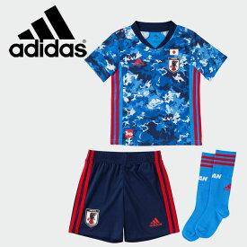 メール便送料無料アディダス Kids サッカー日本代表 2020 ホーム ミニキット GEM15-ED7354 ジュニア
