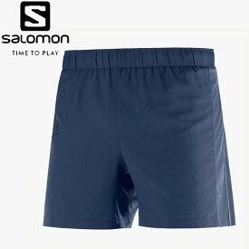 メール便送料無料 サロモン SALOMON AGILE 5 SHORT M LC1374800 メンズ